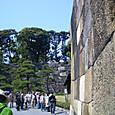 中の門の石垣