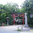 根津神社北門