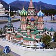聖ヴァシリー寺院(ロシア)